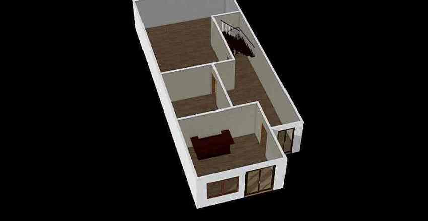 tang 3 anh hau Interior Design Render