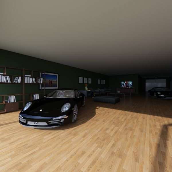Lotus Interior Design Render