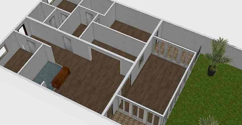 46197 Interior Design Render