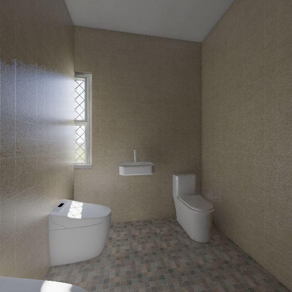 HABITACIONES PREDIO SOMOTILLO Interior Design Render