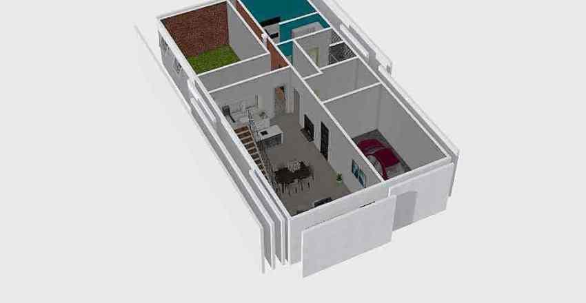 escalada nuevas medidas ????? Interior Design Render
