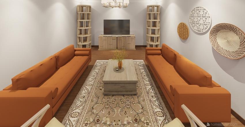 2019 KİREMİTİ Interior Design Render