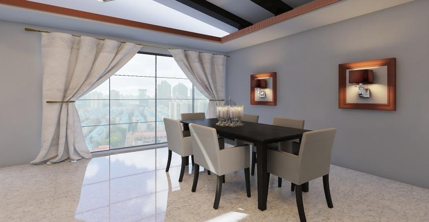 Lil Sqare Interior Design Render