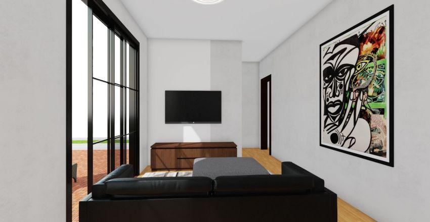Kioko House 1 (Alternate) Interior Design Render