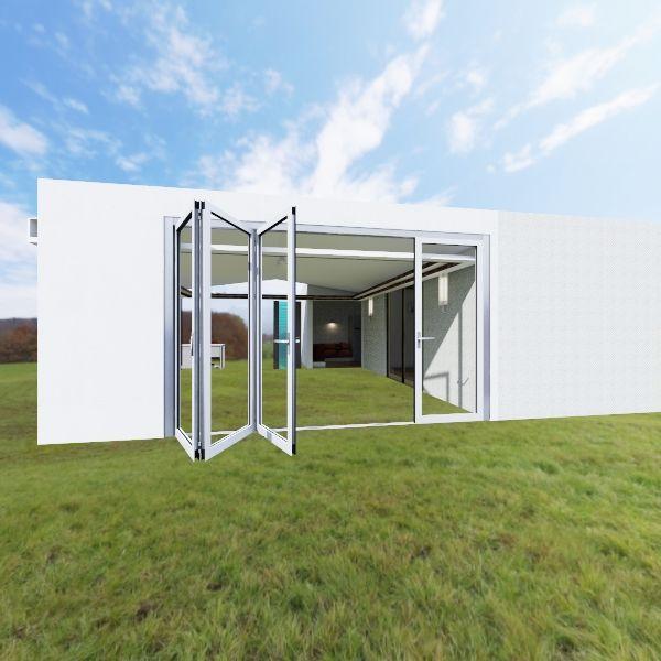 Office integrate MineProd Area 1 Interior Design Render