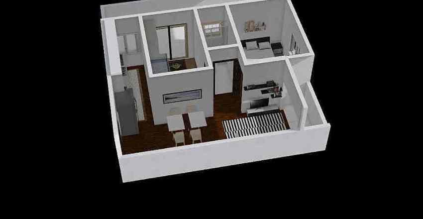 PERGAMO Interior Design Render