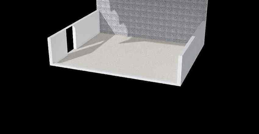 Varanda Churrasco Interior Design Render