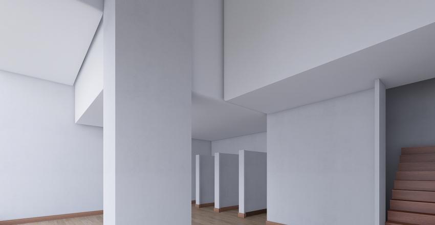 Atrium - shooping -   fashion store design Interior Design Render