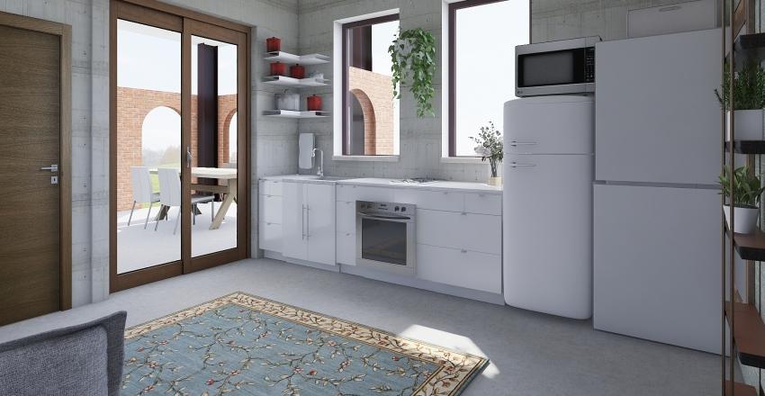 2bdrm 300 Interior Design Render