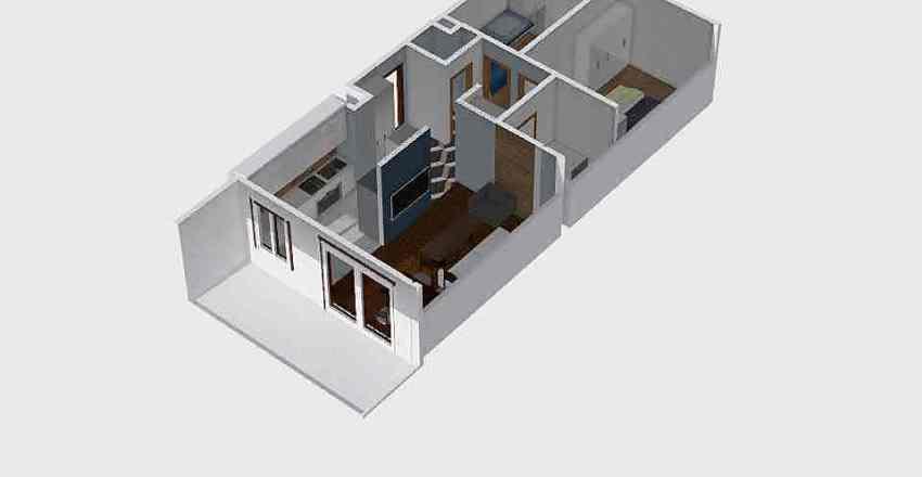 169 konrad Interior Design Render