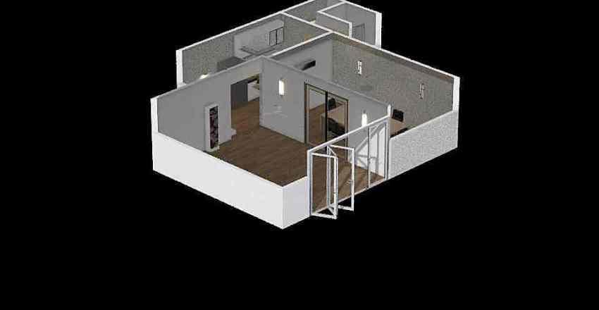 Office integrate WTP T300  Interior Design Render