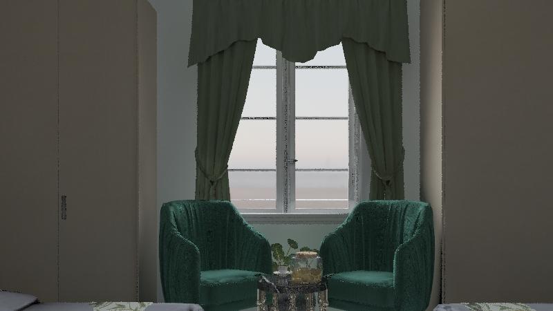 elders Project ( room 1) Interior Design Render