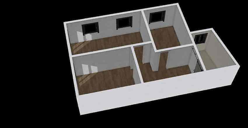Le Clos Etage Interior Design Render