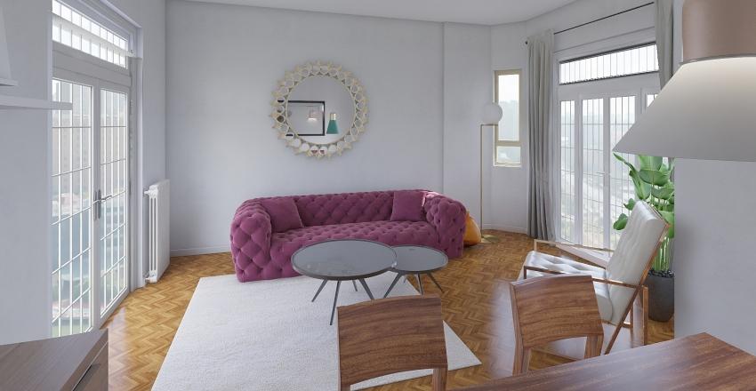 BoTTeRO Interior Design Render