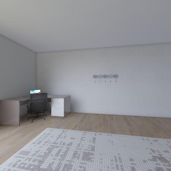 THE NEW ROOM  Interior Design Render