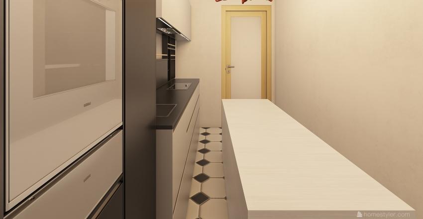 fam 1 Interior Design Render