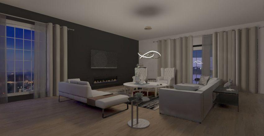 house déco Interior Design Render