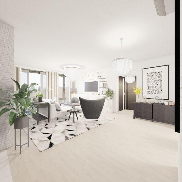 Дизайн проект Interior Design Render