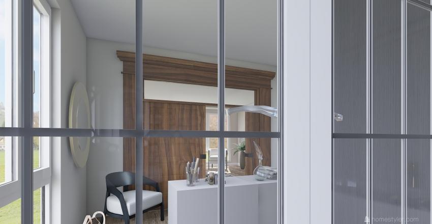 Phoenix Sudoeste Interior Design Render