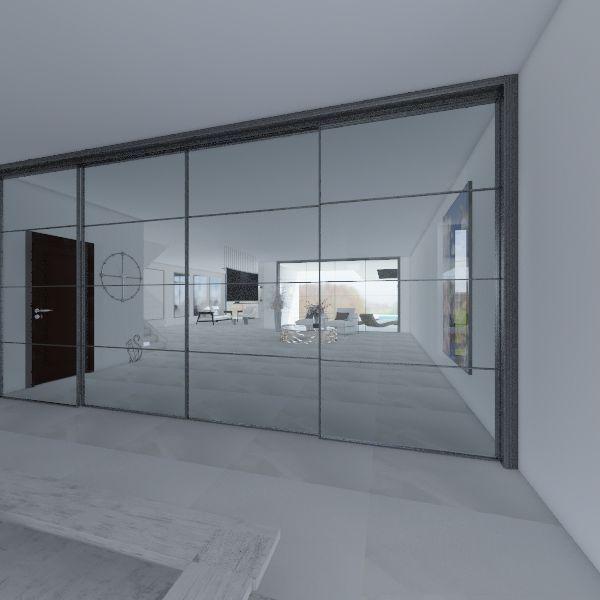 Nice housi Interior Design Render