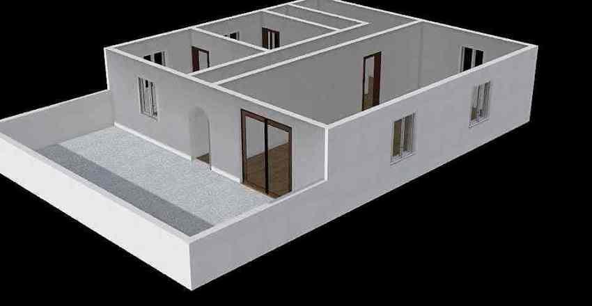 2e étage Interior Design Render