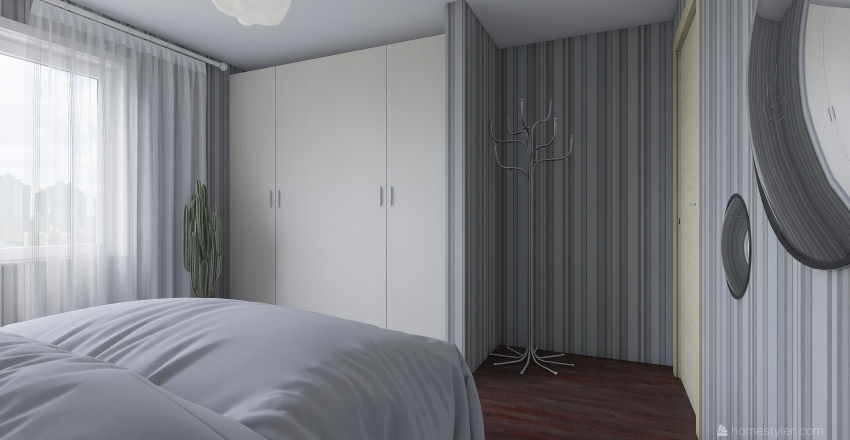 my apartament Interior Design Render