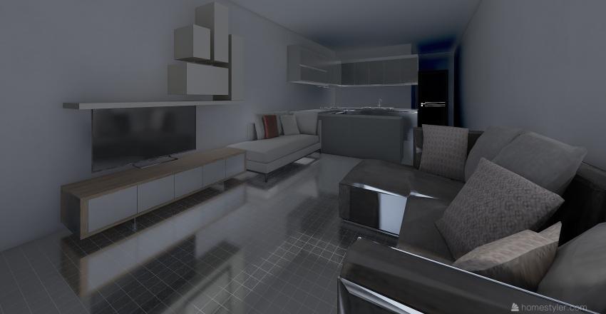 laguna Interior Design Render