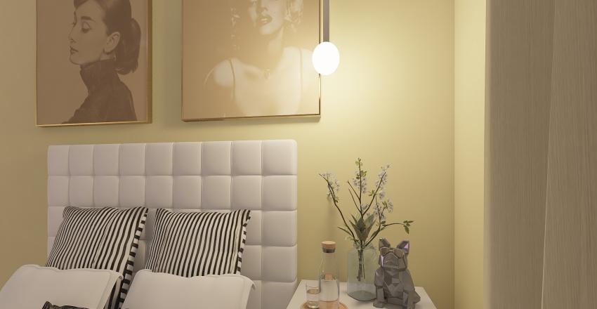 Dormitório Suíte cliente PV EAD Interior Design Render