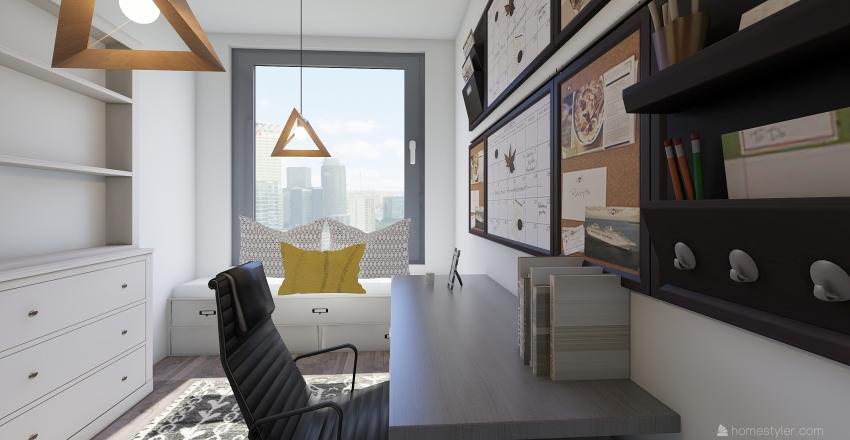 Dream Home Design Option Interior Design Render