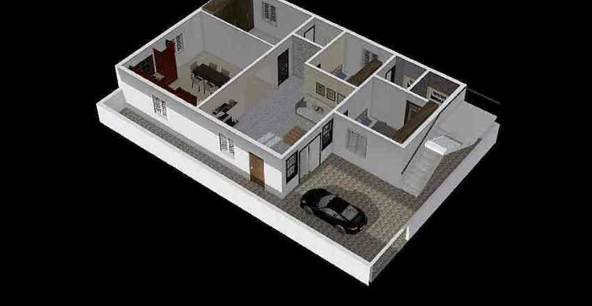 manchiryal opt 1 Interior Design Render