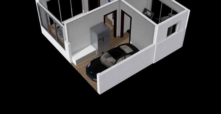 Sleep out Interior Design Render