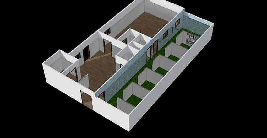 سامح 22 Interior Design Render