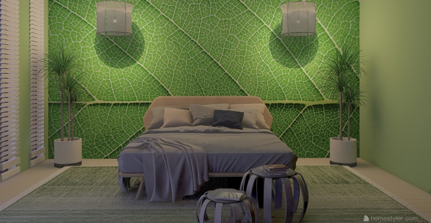 ℚ𝕌𝔸ℝ𝕋𝕆 𝔻𝔼 𝔽𝔼ℝ𝕀𝔸𝕊 Interior Design Render