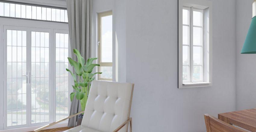 BoTTeRO Bis Interior Design Render