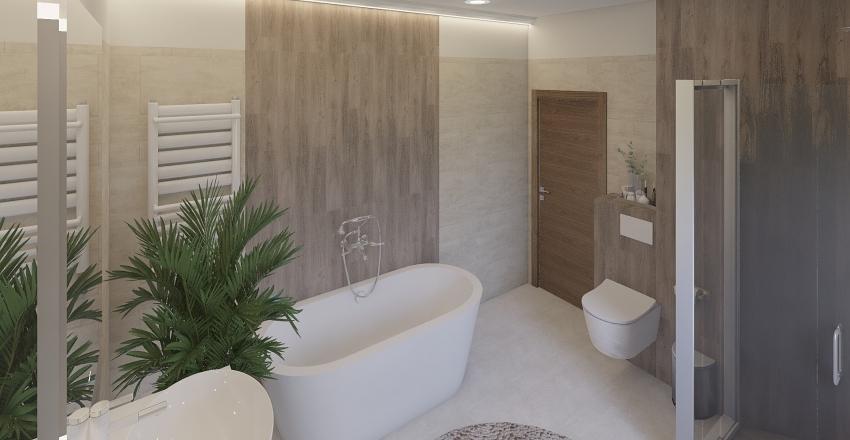Karolina Gal Interior Design Render