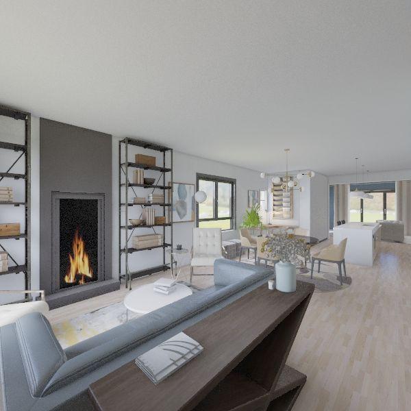 HUMEWOOD Interior Design Render