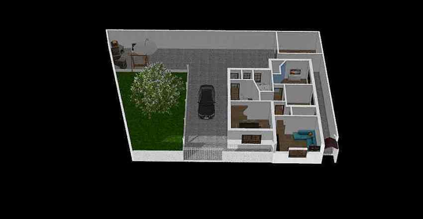 ultimo Interior Design Render