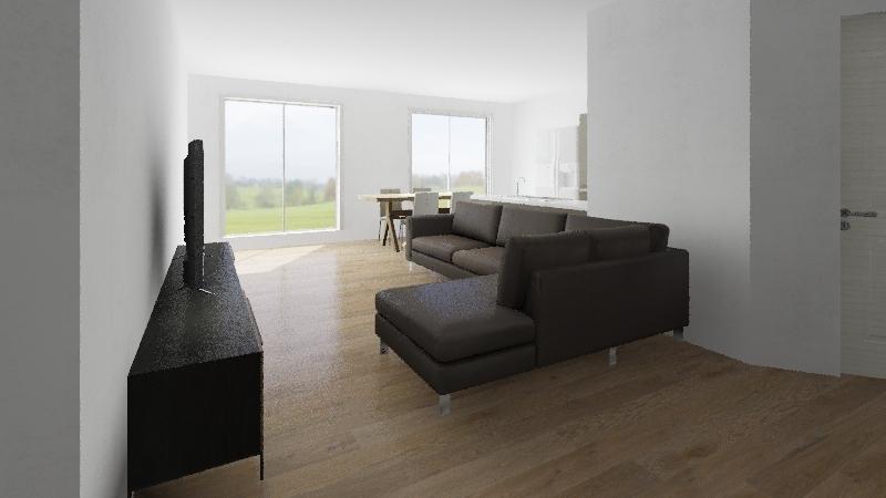 Denesova Interior Design Render