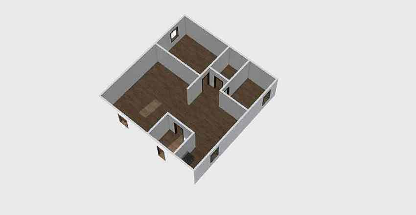 Дома_0329 Interior Design Render
