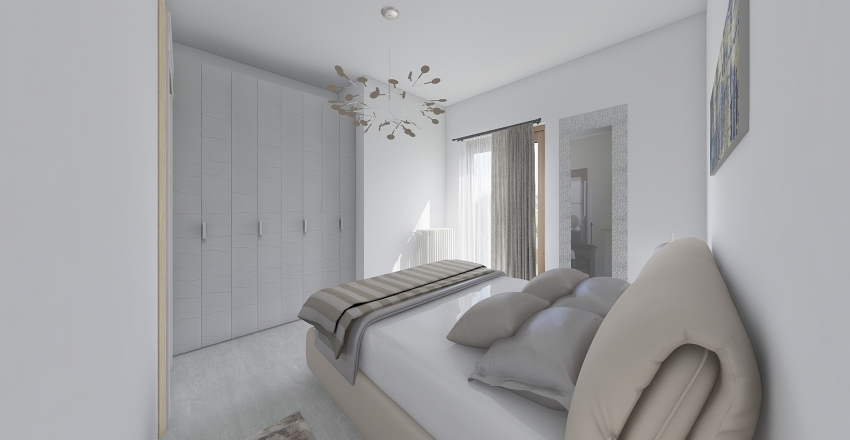 Sirmione - Via XX Settembre Interior Design Render