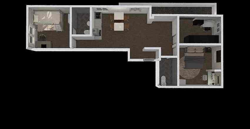 ㄹㄹ Interior Design Render