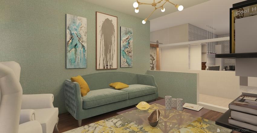 Arc..Elly design 1 Interior Design Render