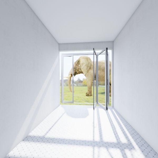 andy et eliott Interior Design Render