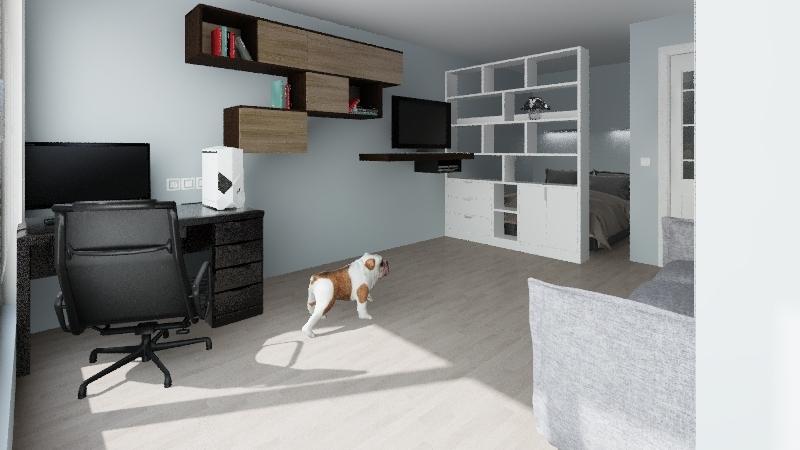 39m Interior Design Render