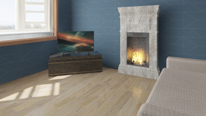 house : first floor plan Interior Design Render