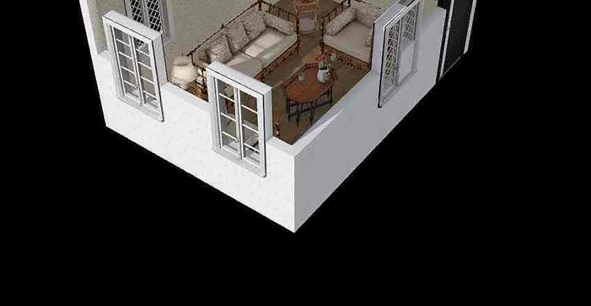 ققف Interior Design Render