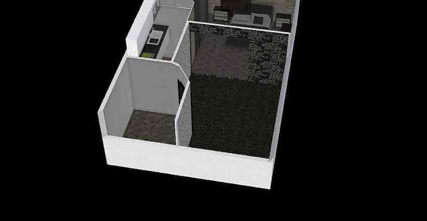 b & b Interior Design Render