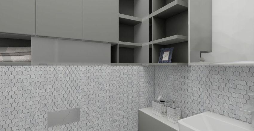 Kvartira 2 Interior Design Render