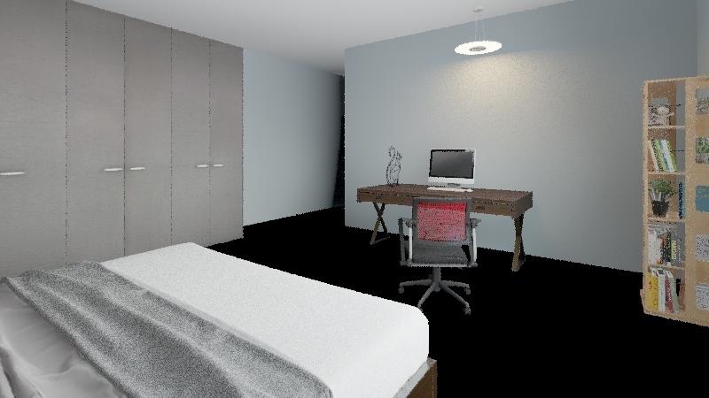 Opção 2 PIM IV Interior Design Render
