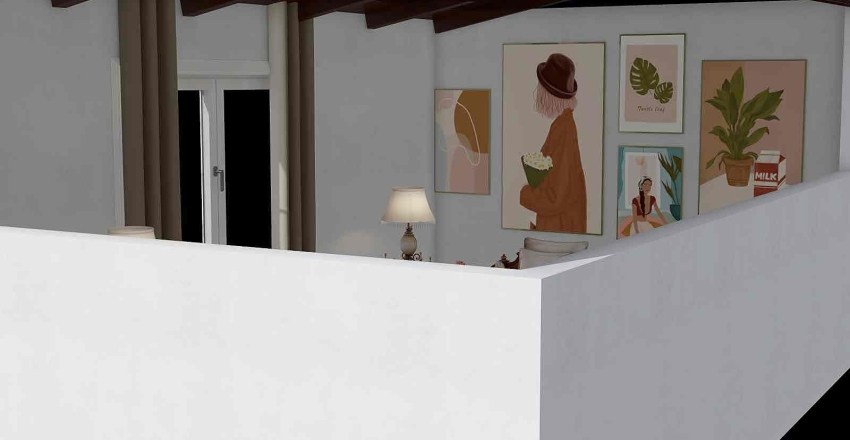 vf Interior Design Render